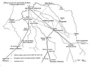Diffusion du sel de Salies-de-Béarn