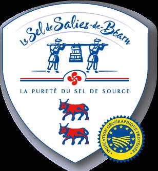 Sel de Salies-de-Béarn, la purété du sel de source