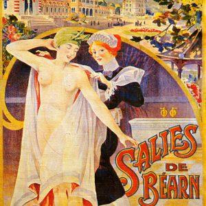 Affiche de Salies-de-Béarn